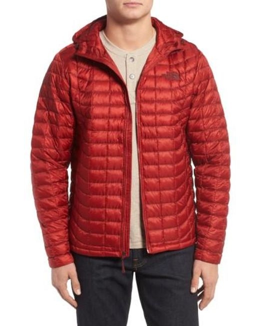 The North Face | Gray 'thermoball(tm)' Primaloft Hoodie Jacket for Men | Lyst