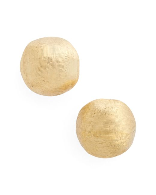Marco Bicego - Metallic 'africa Gold' Nugget Earrings - Lyst