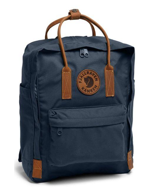 Fjallraven - Blue 'kanken No. 2' Backpack - Lyst