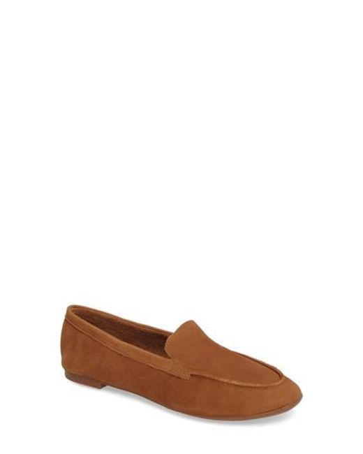Seychelles | Brown Exploring Loafer Flat | Lyst