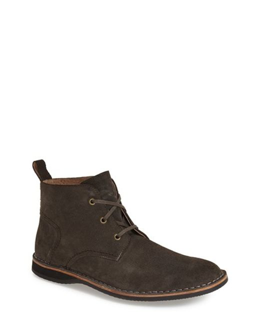 Andrew Marc | Black 'dorchester' Chukka Boot for Men | Lyst