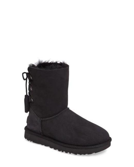 Ugg | Black Ugg Kristabelle Boot | Lyst