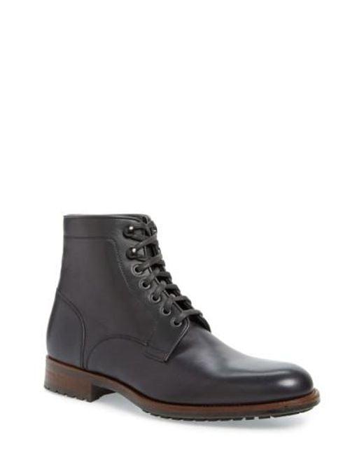 Magnanni Shoes   Brown 'marcelo' Plain Toe Boot for Men   Lyst