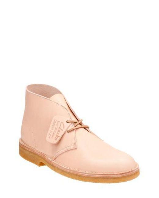 Clarks | Brown Clarks Originals 'desert' Boot for Men | Lyst