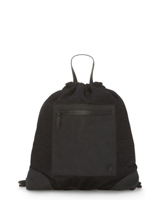 Vince Camuto - Black Urban Mesh Backpack - for Men - Lyst
