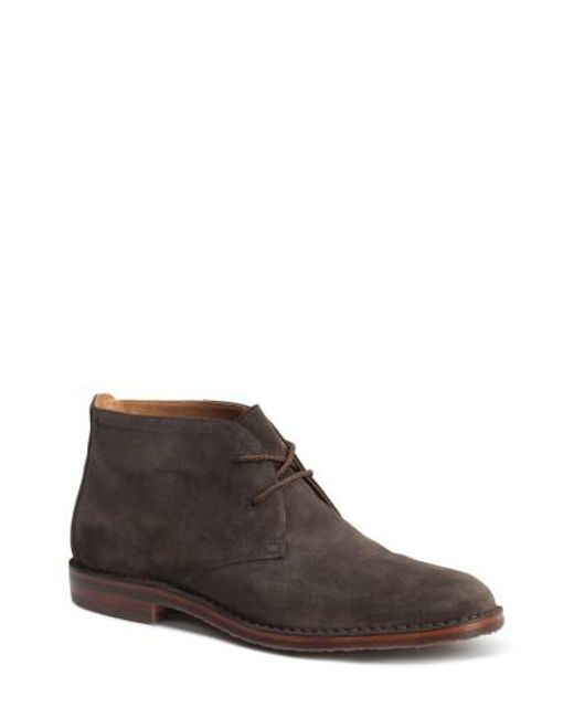 Trask | Brown 'brady' Chukka Boot for Men | Lyst