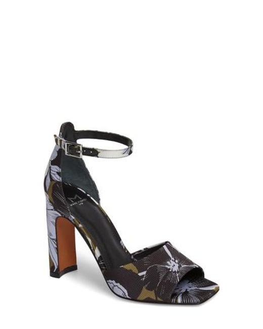 Marc Fisher | Multicolor Harlin Ankle Strap Sandal | Lyst