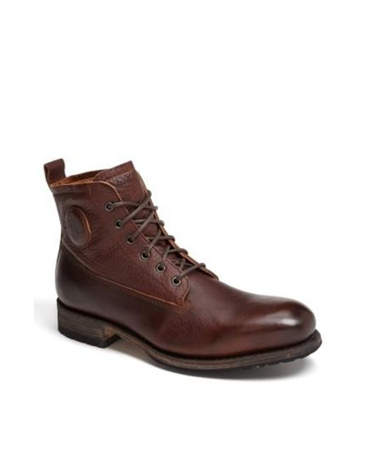 Blackstone | Brown 'gm 09' Plain Toe Boot for Men | Lyst