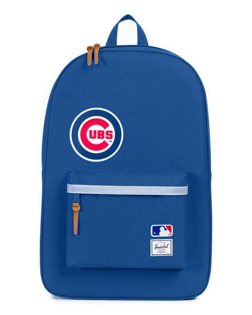 Herschel Supply Co. - Blue Heritage Chicago Cubs Backpack - for Men - Lyst