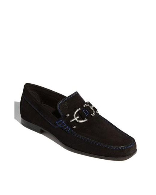 Donald J Pliner | Black 'dacio Ii' Loafer for Men | Lyst