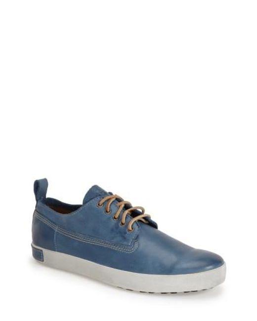 Blackstone | Blue 'jm 01' Sneaker for Men | Lyst