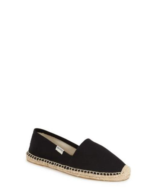 Soludos - Green 'original Dali' Espadrille Slip-on - Lyst