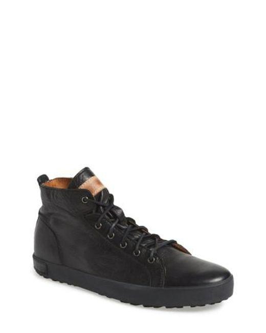 Blackstone | Brown Jm03 High-Top Sneakers for Men | Lyst