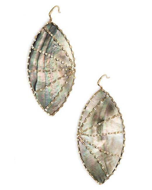 Lana Jewelry | Metallic 'mystiq Isabella' Drop Earrings | Lyst