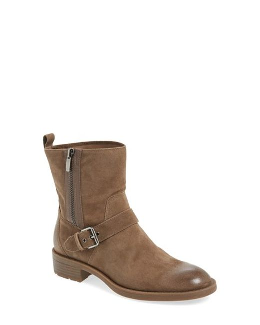 Nine West | Brown 'hanzil' Boot | Lyst