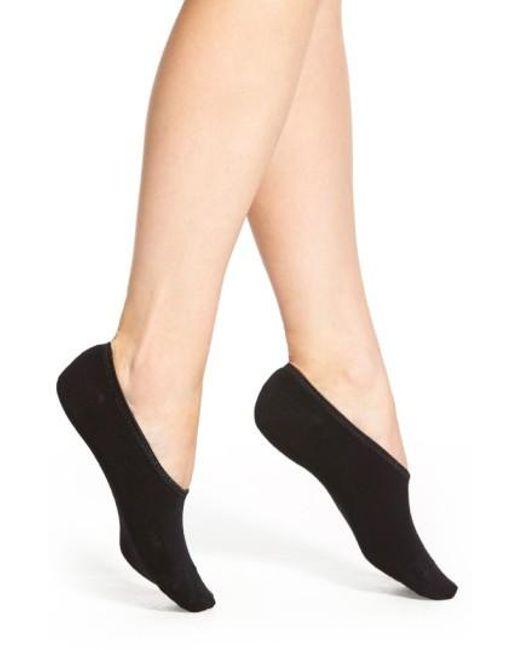 Smartwool   Black 'hide And Seek' No-show Socks   Lyst