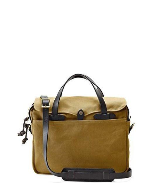 Filson | Brown Original Briefcase for Men | Lyst