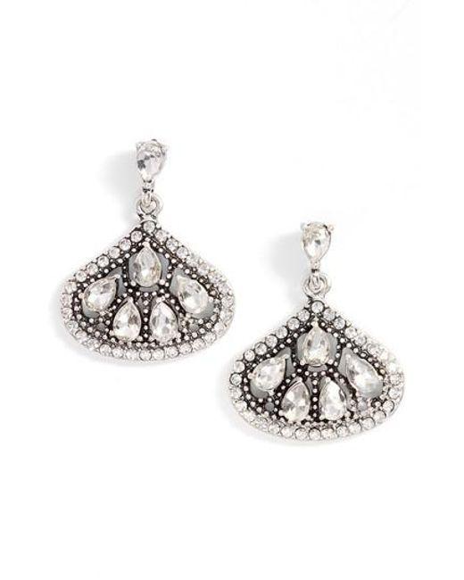 SAREH NOURI   Metallic Nima Drop Earrings   Lyst