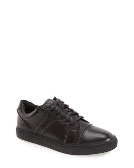 Zanzara | Black 'Echo' Sneaker for Men | Lyst