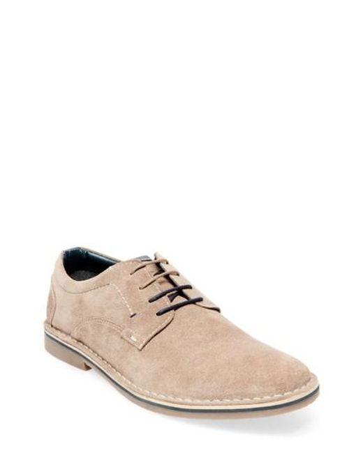 Steve Madden | Brown Hatrick Buck Shoe for Men | Lyst