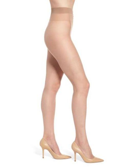 Donna Karan | Multicolor Donna Karan 'the Nudes' Sheer To Waist Hosiery | Lyst