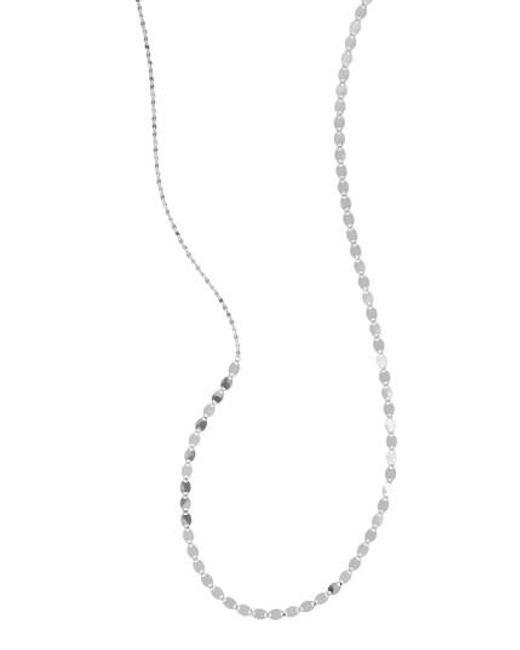 Lana Jewelry | Metallic Nude Collar Necklace | Lyst
