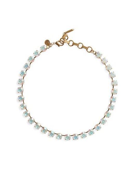 Loren Hope | Metallic 'kaylee' Collar Necklace | Lyst