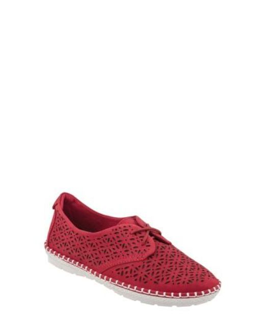 Earth | Red Earth Pax Sneaker | Lyst