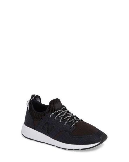 New Balance | Black Sporty Style 420 Sneaker | Lyst