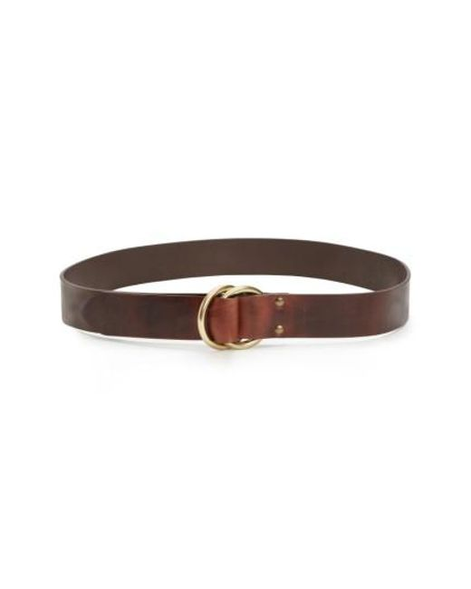 Frye | Brown Harness Leather Belt for Men | Lyst