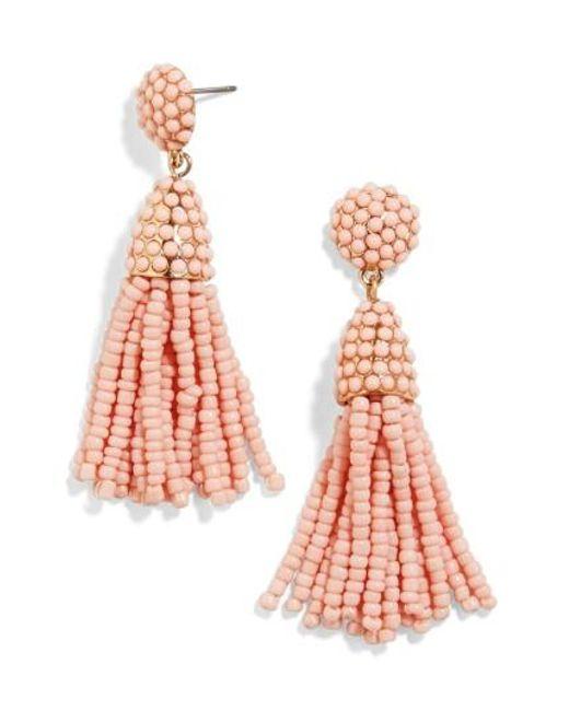 BaubleBar | Pink Tratar Drop Earrings | Lyst