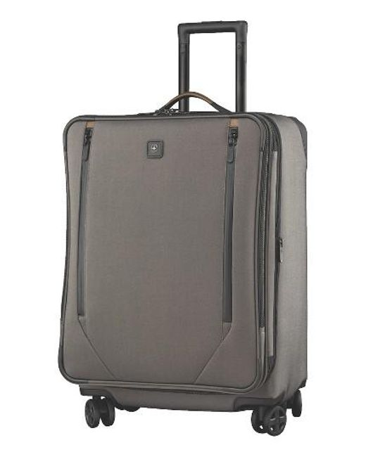 Victorinox   Gray Victorinox Swiss Army Lexicon 2.0 26 Inch Wheeled Suitcase for Men   Lyst