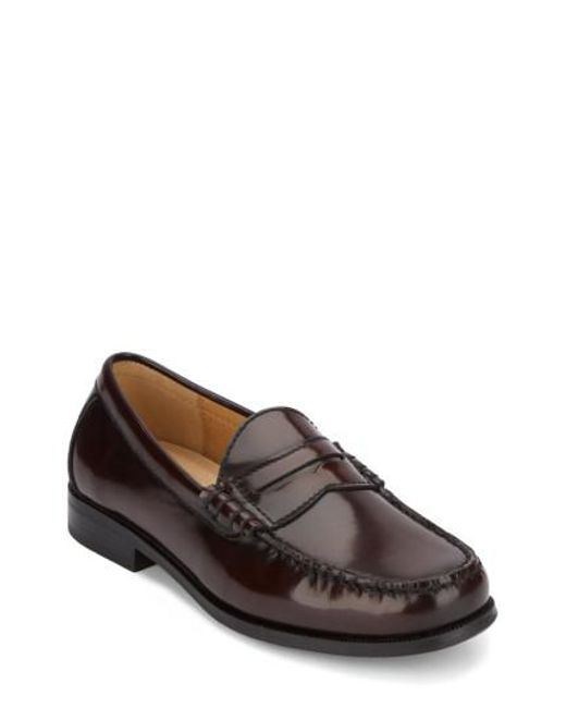 G.H. Bass & Co. | Brown Carmichael Penny Loafer for Men | Lyst