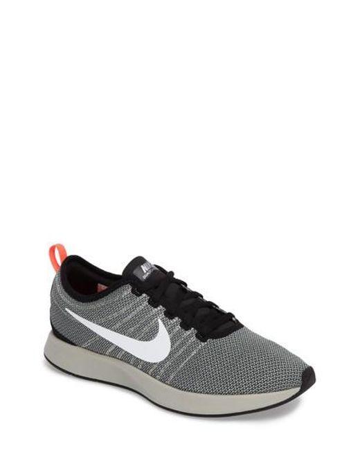 Nike | Black Dualtone Racer Running Shoe for Men | Lyst
