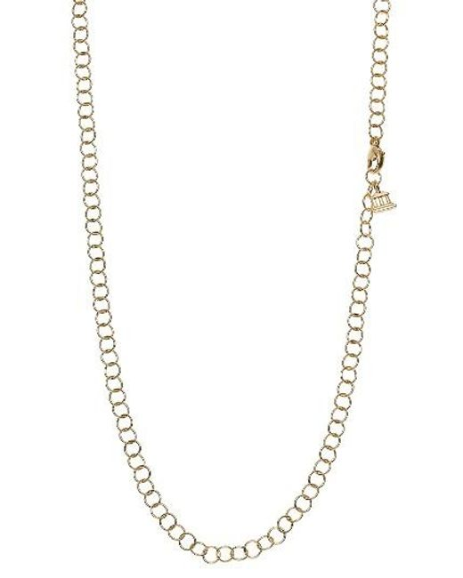 Temple St. Clair | Metallic Temple St. Clair 24-inch Round Chain Necklace | Lyst