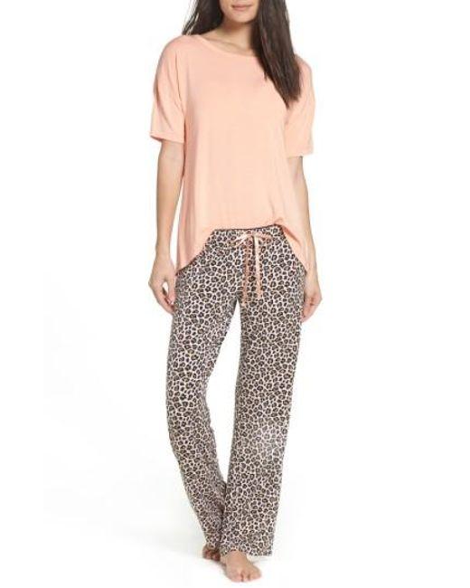 Pj Salvage   Pink Pajamas   Lyst