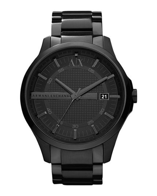 Armani Exchange | Black Bracelet Watch for Men | Lyst
