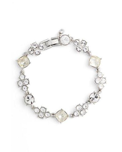 Givenchy | Metallic Devon Line Bracelet | Lyst