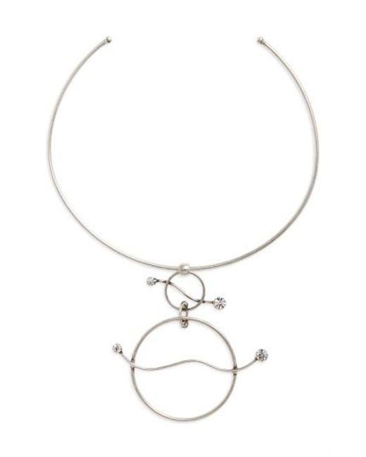 DANNIJO | Metallic Josef Pendant Necklace | Lyst