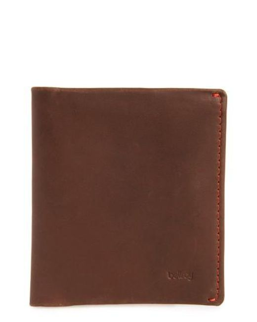 Bellroy   Brown Note Sleeve Wallet for Men   Lyst