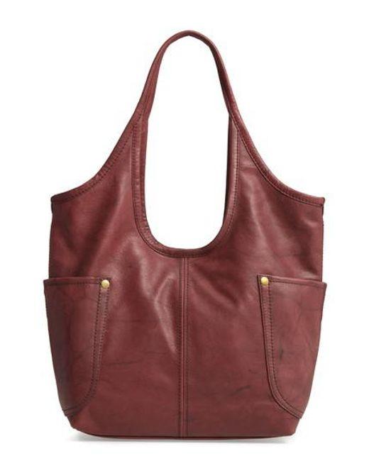 Frye   Multicolor Campus Rivet Leather Shoulder Bag   Lyst