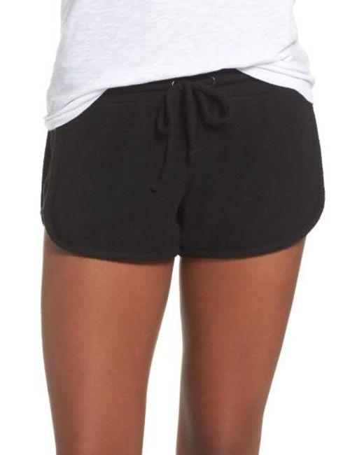 Chaser | Black Love Shorts | Lyst