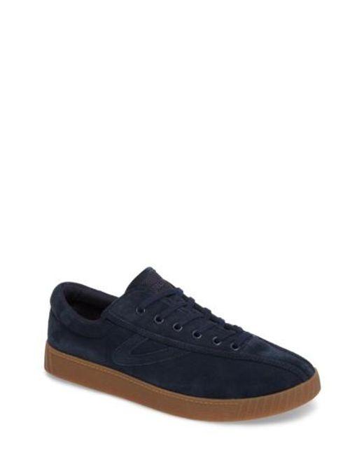 Tretorn | Blue Nylite 16 Sneaker for Men | Lyst