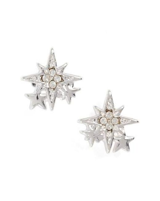 Rebecca Minkoff | Metallic Stargazing Stud Earrings | Lyst