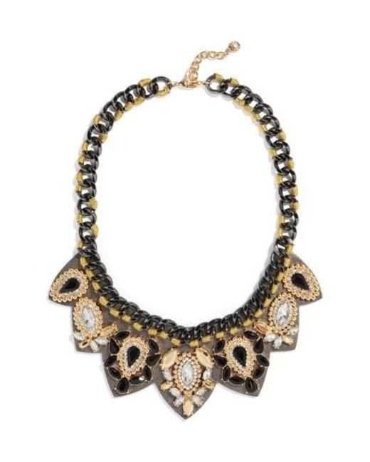 BaubleBar   Brown Empress Necklace   Lyst