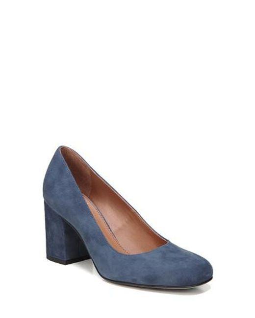 Sarto | Blue Taisley Pump | Lyst