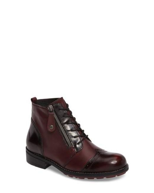 Wolky | Brown Millstream Boot | Lyst