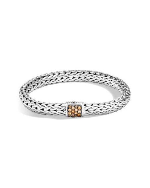 John Hardy | Metallic Classic Chain Clasp Bracelet | Lyst