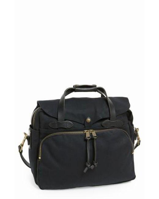 Filson   Black Padded Laptop Bag for Men   Lyst