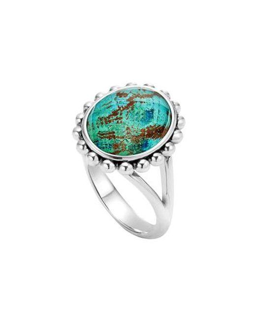 Lagos - Multicolor 'maya' Small Doublet Ring - Lyst